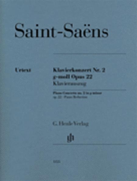 Piano Concerto No. 2 in G-minor Op. 22