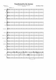 Transformed by the Journey Conductor's Score