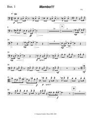 Mambo!!! Bassoon 1 part