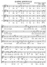 O Sing Joyfully Adrian Batten