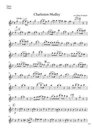 Charleston Medley (Wind Quintet) - Set of Parts [x5]