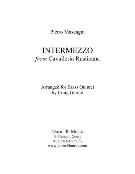Intermezzo, from