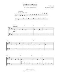 God is So Good - for 3-octave handbell choir