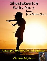 Download Shostakovitch: Waltz No  2 From Jazz Suite For
