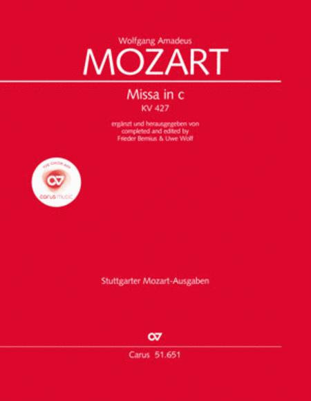 C Minor Mass, K. 427 (Missa in c KV 427)
