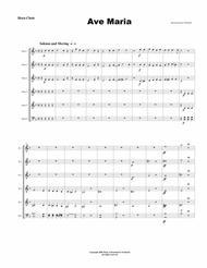 Bruckner - Ave Maria