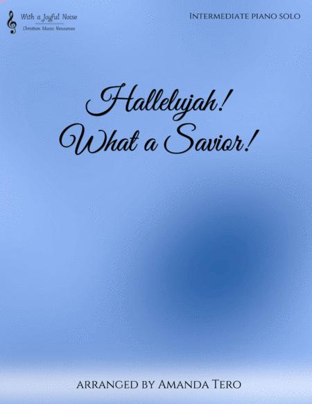 Download Hallelujah! What A Savior Sheet Music By Philip P. Bliss ...