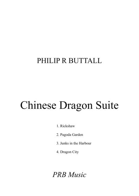 Chinese Dragon Suite (Piano Solo)