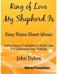 King of Love My Shepherd Is Easy Piano Sheet Music