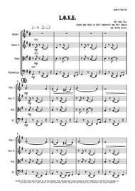 L-O-V-E - String Quartet