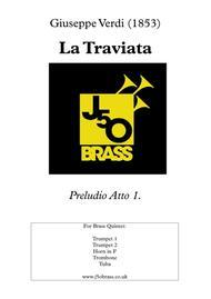 La Traviata - Prelude
