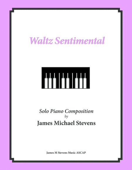 Waltz Sentimental (Romantic Piano)