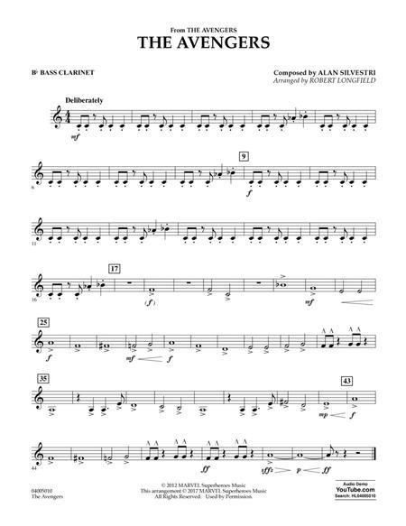 The Avengers - Bb Bass Clarinet