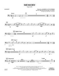 Memory (from Cats) - Bassoon