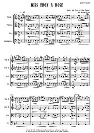 Seal Kiss from a Rose Sheet Music