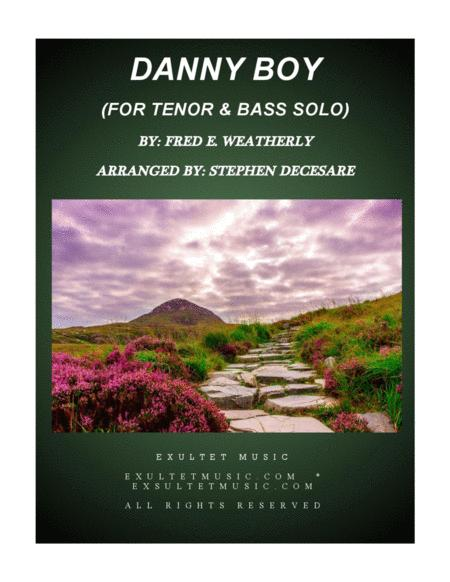 Danny Boy (Duet for Tenor and Bass Solo)
