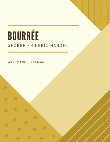 Bourree for Flute & Piano