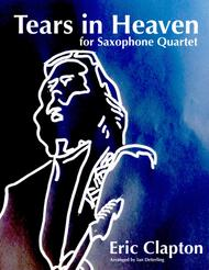 Tears In Heaven (for Saxophone Quartet)