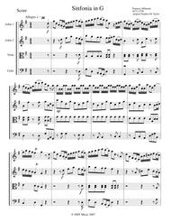 Sinfonia for Strings (Albinoni)