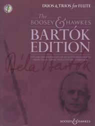 Bartok Duos & Trios for Flute