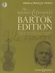 Bartok Duos & Trios for Violin