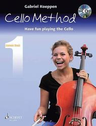 Cello Method: Lesson Book 1 Book 1