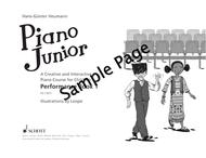 Piano Junior: Performance Book 1 Vol. 1