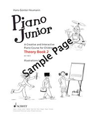 Piano Junior: Theory Book 2 Vol. 2
