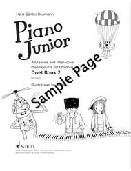 Piano Junior: Duet Book 2 Vol. 2