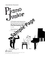 Piano Junior: Performance Book 2 Vol. 2