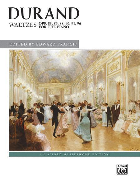 Waltzes, Opp. 83, 86, 88, 90, 91, 96