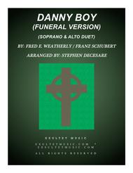 Danny Boy (Funeral Version) (Duet for Soprano and Alto Solo)