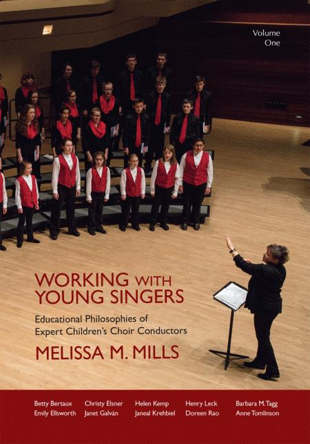 Working with Young Singers - Volume 1