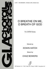 O Breathe on Me, O Breath of God