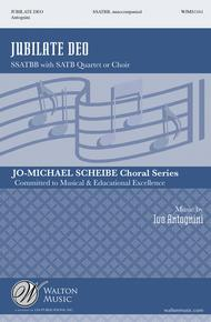 Jubilate Deo (SSATBB with SATB solos)