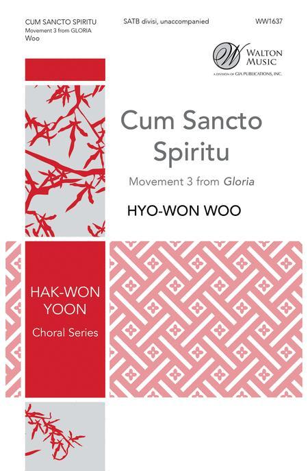Cum Sancto Spiritu - SATB divisi