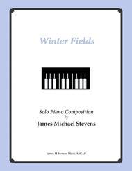 Winter Fields (Reflective Piano)