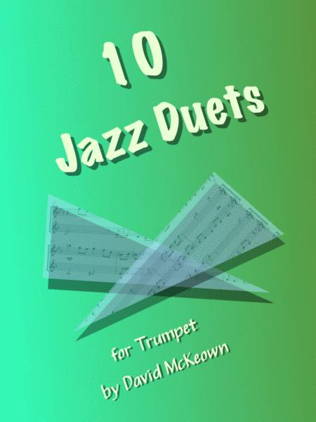 10 Jazzy Duets for Trumpet
