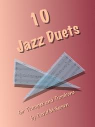 10 Jazzy Duets for Trumpet and Trombone