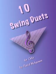 10 Swing Duets for Cello