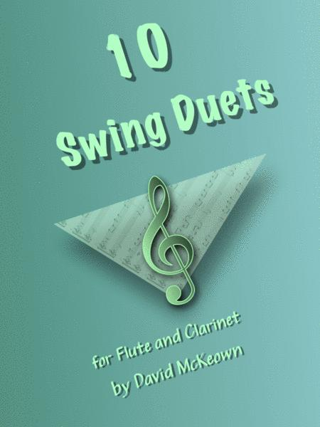 11 Swing Duets for Flute and Clarinet