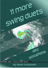 11 More Swing Duets for Alto Saxophone