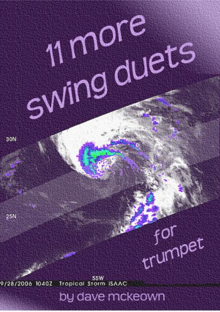 11 More Swing Duets for Trumpet