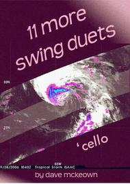 11 More Swing Duets for Cello