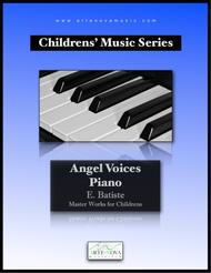 Angel Voices - Piano
