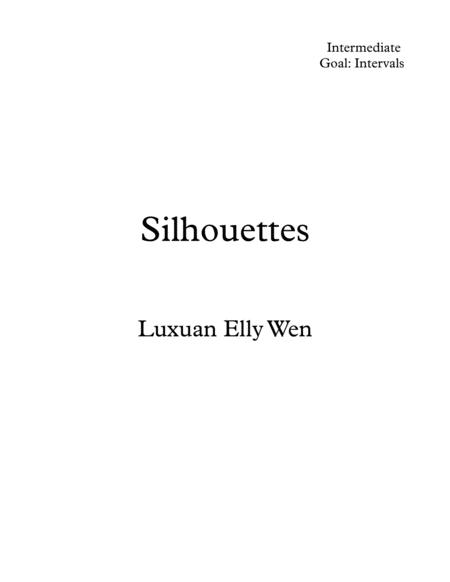 Silhouettes-A Chinese pentatonic music composed for intermediate pianist, as Lunar New Year special