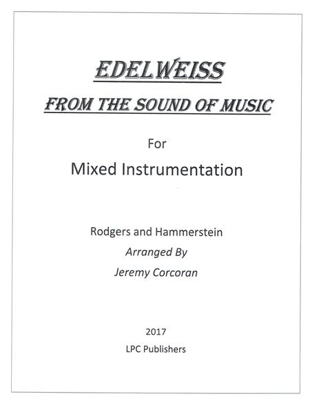 Edelweiss for Mixed Instrumentation