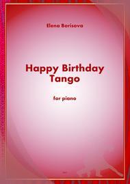 Happy Birthday Tango