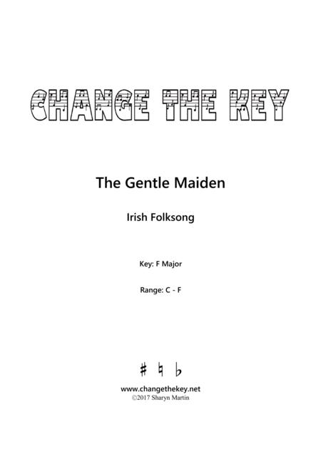 The gentle maiden - F Major
