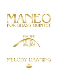 Maneo for Brass Quintet